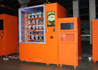 Salad Juice Health Diet Food Drink Vending Machine / 24 Hours Mini Mart Vending Kiosk