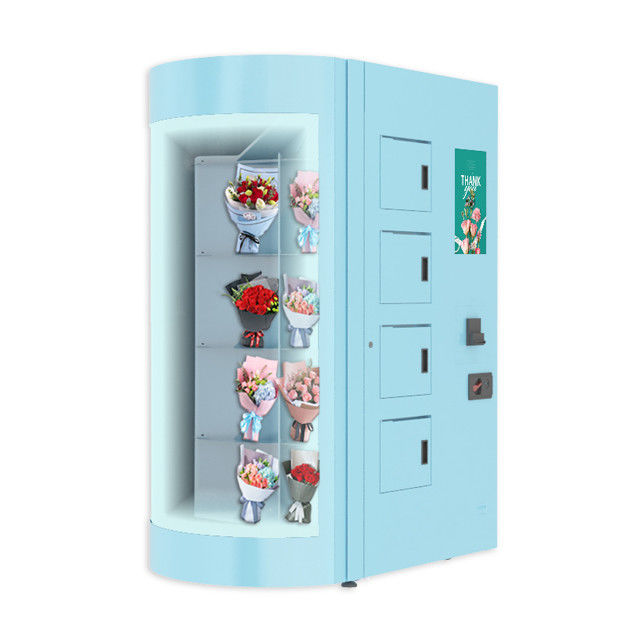 Winnsen Vending Flowers Machine With Humidty Temperature Control